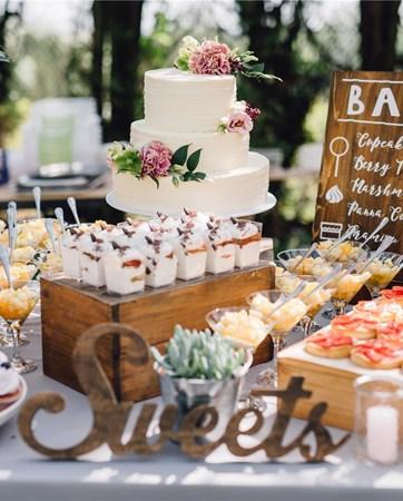 ולקינוח - עוגת חתונה