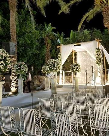 חתונה בטבע: חוויה פסטורלית במתחם האירועים יארה