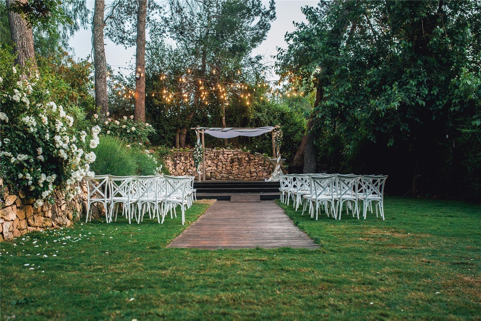 גן אירועים עין חמד (צילום: באדיבות המקום)