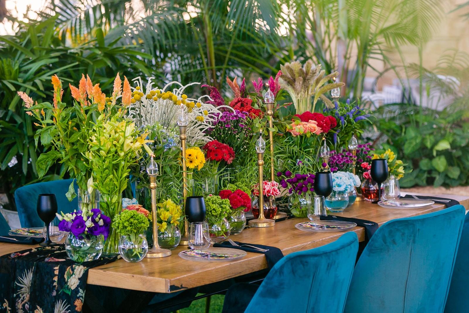 ג'ונגל וייב: הפקת חתונה צבעונית וקיצית, מקום לחגוג, 3