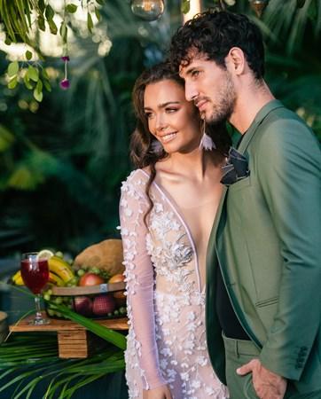 ג'ונגל וייב: הפקת חתונה צבעונית וקיצית