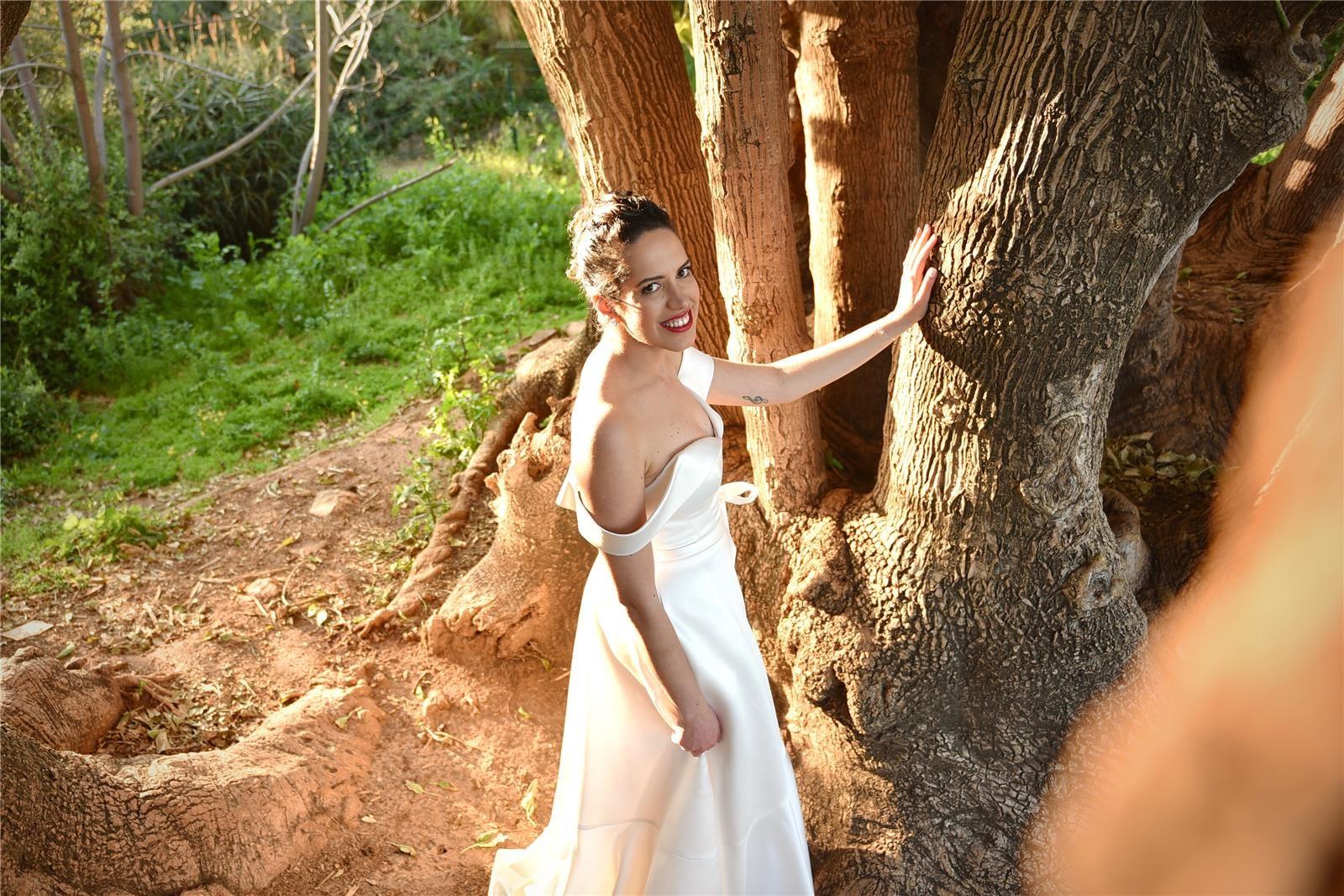 חתונה בצל החורש (צילום: תומר רוטנברג)