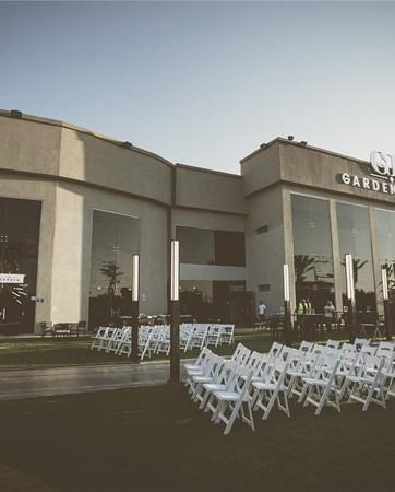 פנינת הדרום: מתחם האירועים גארדן הול