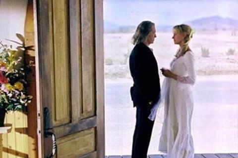חיה בסרט: קוונטין טרנטינו ודניאלה פיק התחתנו