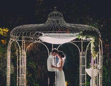חתונה אורבנית - תמונת אווירה (צילום: Eli Raul Photography)