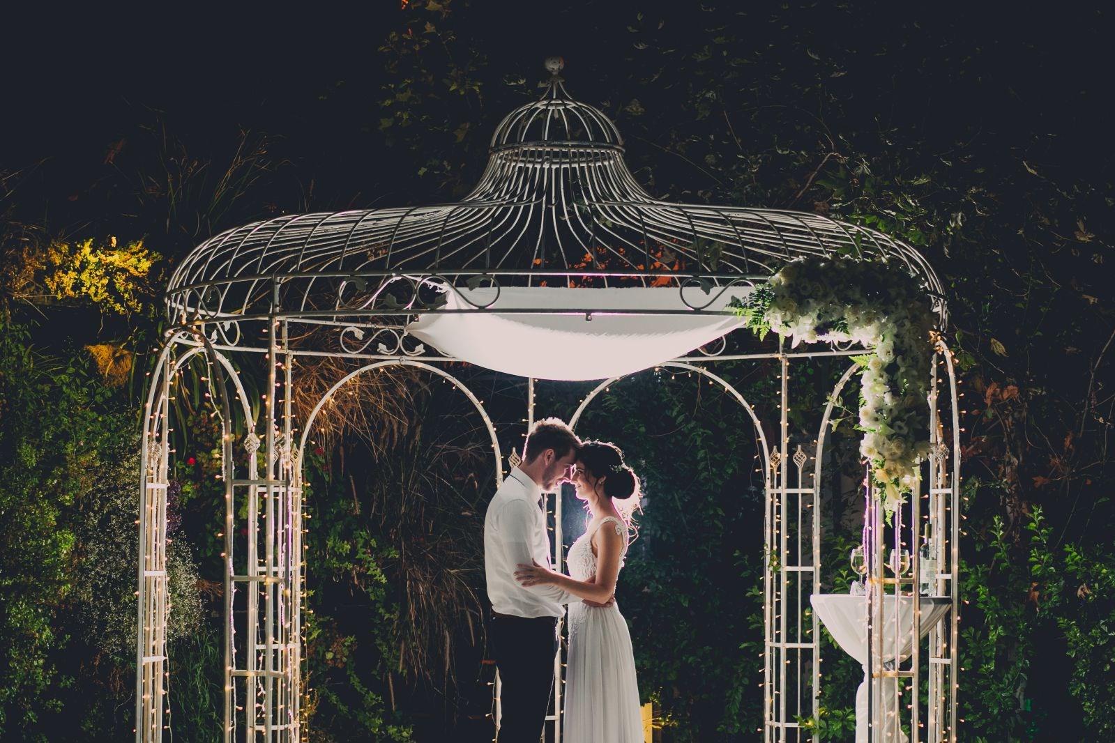 חתונה אורבנית (צילום: Eli Raul Photography)