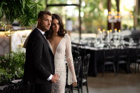 סוף עידן השחור: החוק החדש שישנה את תעשיית החתונות (צילום: H&A Photography)