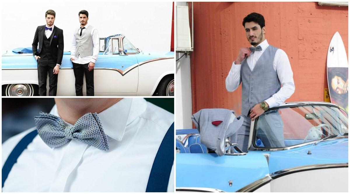 לנסקי מציגים: חליפות לחתנים עם סטייל, חליפות חתן, 7