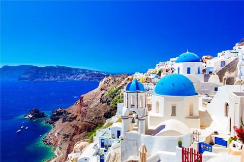 ירח דבש ביוון (צילום: Shutterstock)