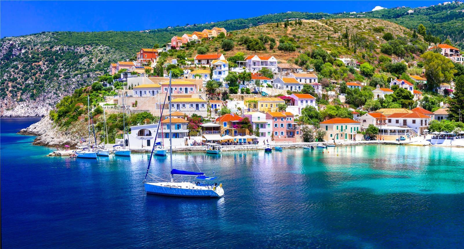 יוון (צילום: Shutterstock)