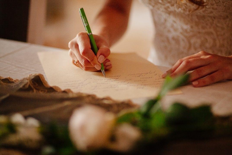 כל נדרי: דברים שיוצאים מהלב, הטקס, 2