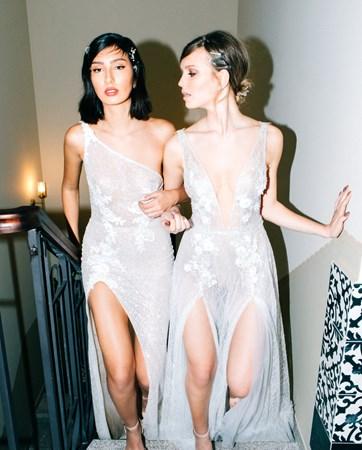 טל מדינה: מעצבת שמלות הכלה שלא מפחדת לכוון גבוה