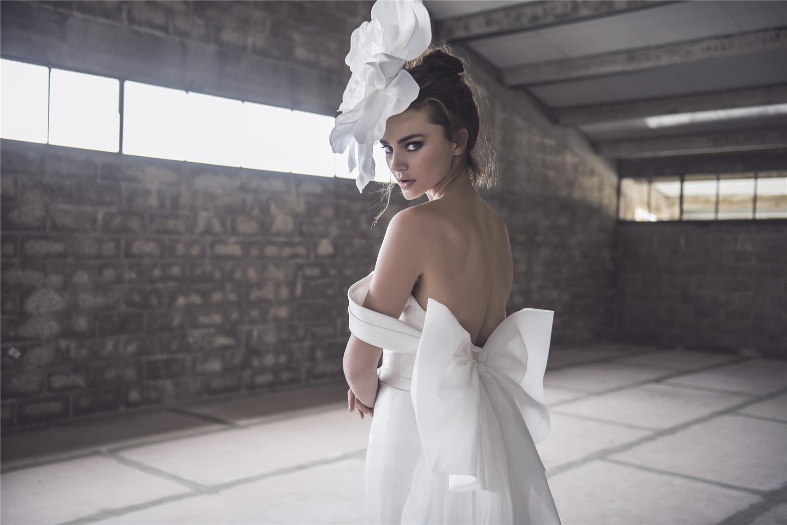 הגן הסודי: הקולקציה החדשה של יניב פרסי , שמלות כלה, 2