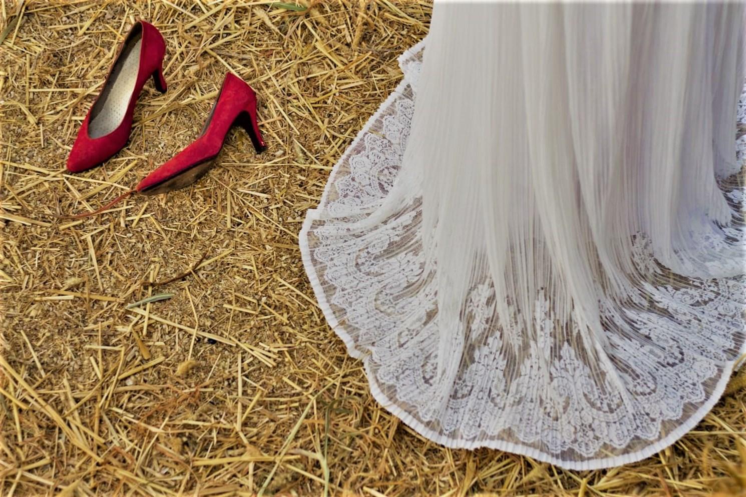 שמלת כלה - דגם עדי של אור טוהר (צילום: באדיבות אור טוהר)