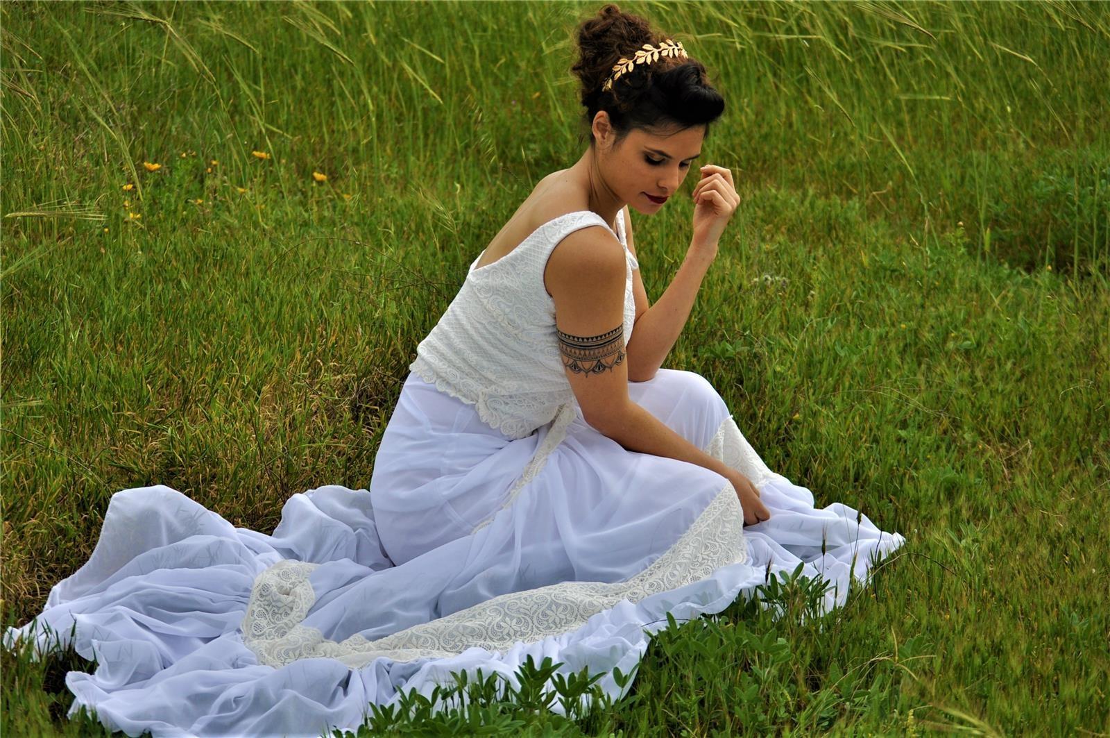 שמלת כלה - דגם הופ של אור טוהר (צילום: באדיבות אור טוהר)