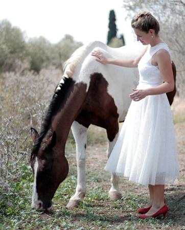 טבעי שזה יפה: הכירו את מעצבת שמלות הכלה אור טוהר