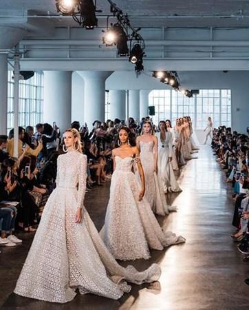 ניו-יורק ניו-יורק: המעצבים הישראלים כובשים את שבוע האופנה לכלות