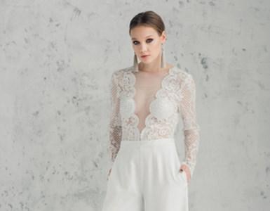 22 מי אמר שחייבים שמלת כלה? קבלו 12 אופציות אחרות, wedding-dresses, תמונה41