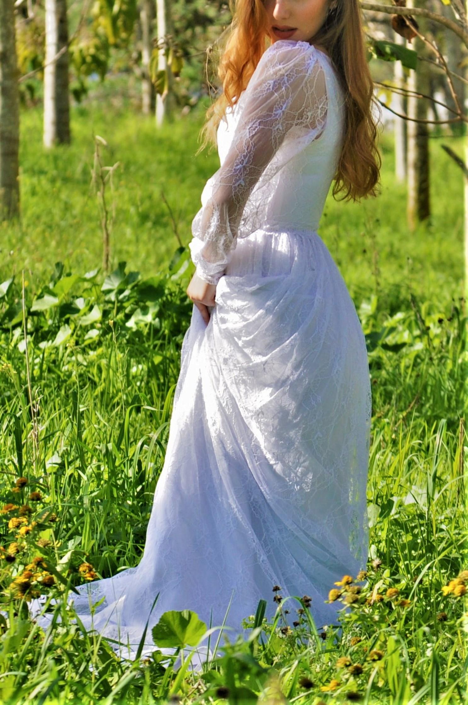 שמלת כלה - דגם סייסטה של אור טוהר (צילום: באדיבות אור טוהר)