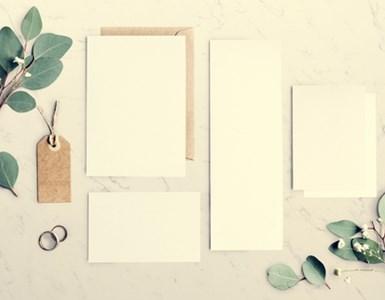 הזמנה לחתונה (צילום: Shutterstock)