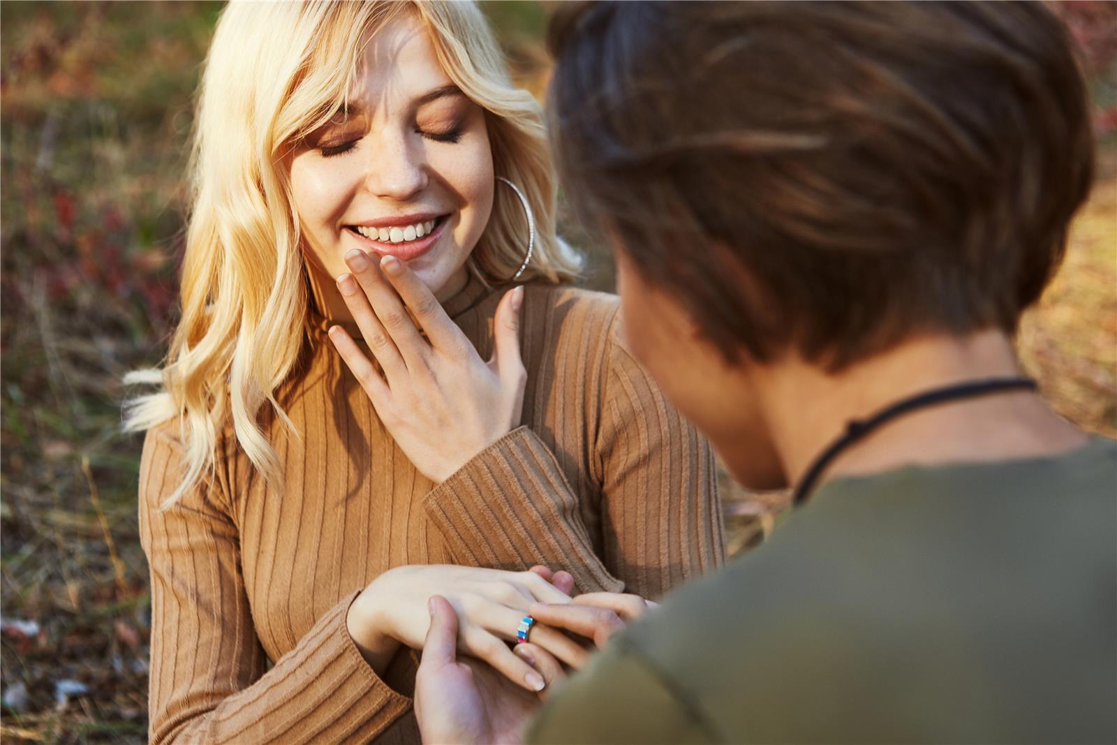 הצעת נישואים בפיקניק (צילום: Shutterstock)