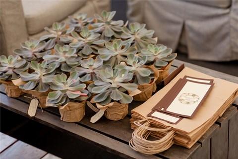 מתנות לאורחים בחתונה (צילום: Shutterstock)