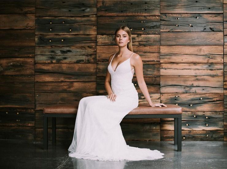 """שמלות כלה מעוצבות 4,500 ש""""ח - 2,900 ש""""ח - אילה עמרני, מבצעים למתחתנים, 3"""
