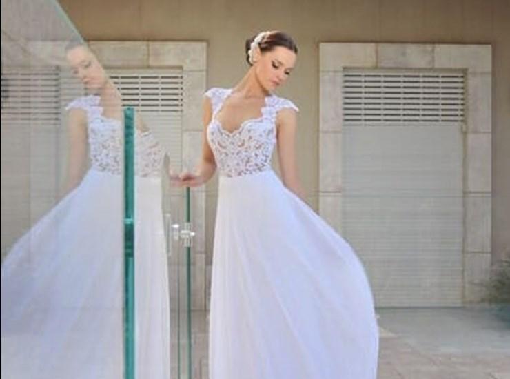 מבצע חורף בפרנקו חנה - שמלות עד 4,500 ₪  בלבד! , שמלות כלה וערב - מבצעים, 1