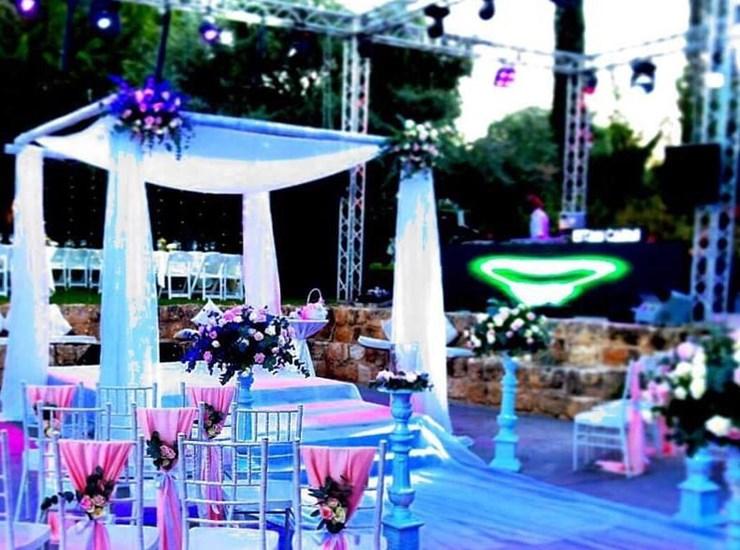 נותרו תאריכים פנויים לאירועי הקיץ יולי אוגוסט - סולם יעקב, מבצעים למתחתנים, 2