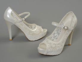 נעל לכלה - ארו-נעלי כלה