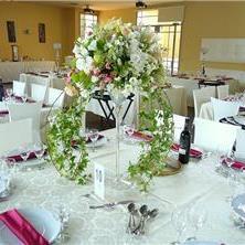 חתונה בעיצוב לבן ונקי