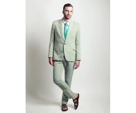 חליפת ששני חלקים ירוק בהיר