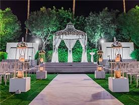 גן ואולם אירועים - אולמי כינורות