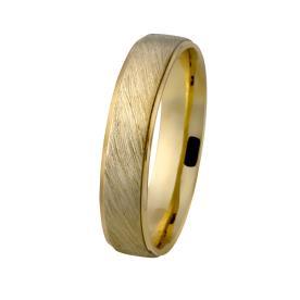 טבעת קלאסית מחוספסת