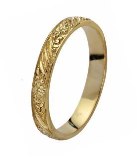 טבעת מודרנית עדינה לכלה