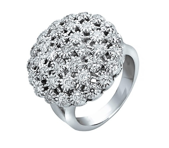 טבעת חותם יהולמים פרחוניים