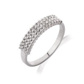 טבעת אירוסין איטרנטי מלבן