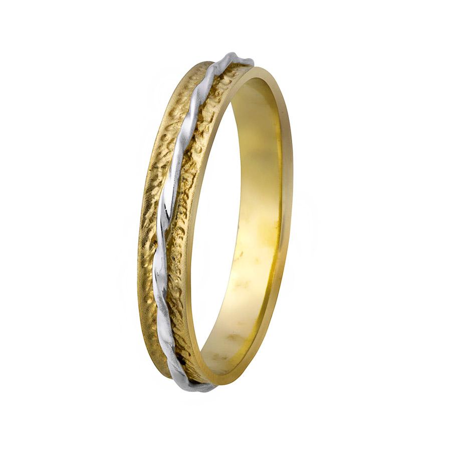 טבעת ייחודית בעיצוב מודרני