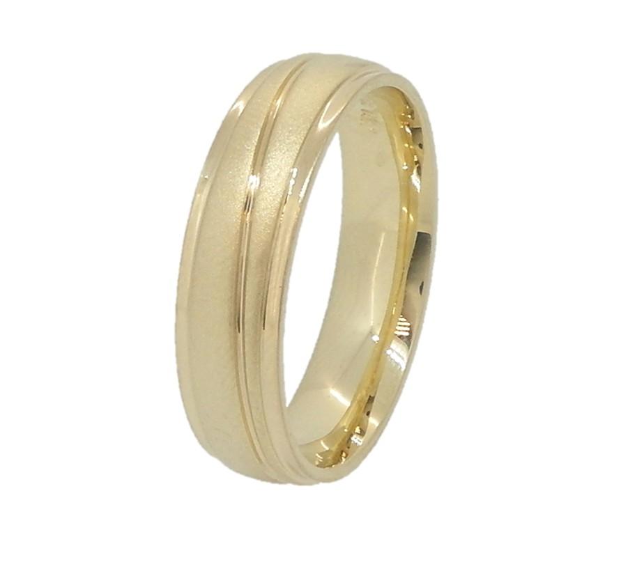 טבעת קלאסית בעיצוב עדין