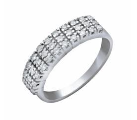 טבעת אירוסין אטרנטי יהלומים