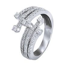 טבעת אירוסין אלגנטית