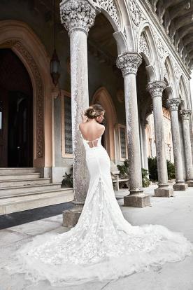 שמלת כלה בסגנון קלאסי מרשים