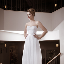 שמלת כלה נסיכתית