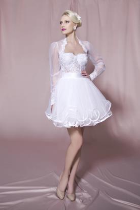 שמלת כלה פעמון למראה נסיכתי