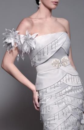 שמלת כלה ייחודית בעיצוב קלאסי