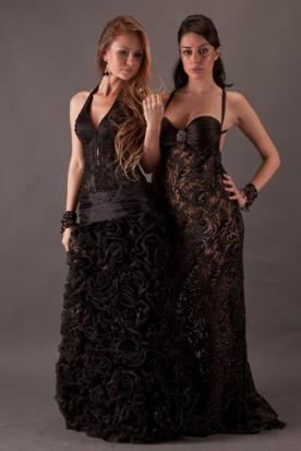 שמלות ערב בעיצוב אלגנטי
