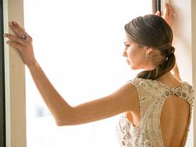 שמלת כלה - מדמוזאל וי - mademoiselle v