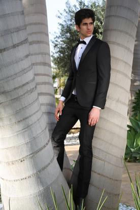 חליפת חתן- מראה איטלקי מלוטש