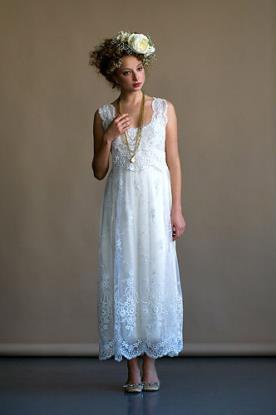 שמלת כלה רומנטית מידי תחרה