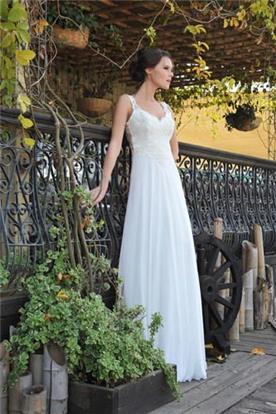 שמלת כלה בעיצוב קליל